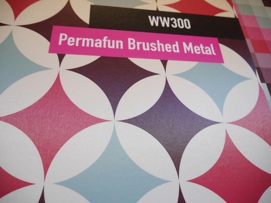 Permafun Brushed Metal