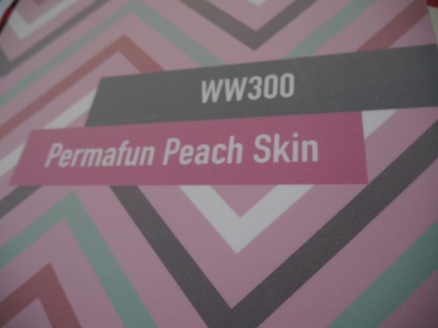 Permafun Peach Skin