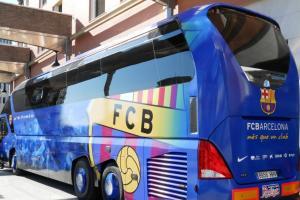 La Factoria del Vinilo - Barcelona Bus - JT 5529 PM